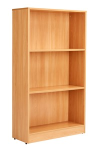 Workmode Bookcase including Shelves