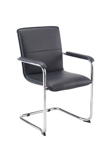 Client 4 Meeting Chair - Black CL4/BL/BLK