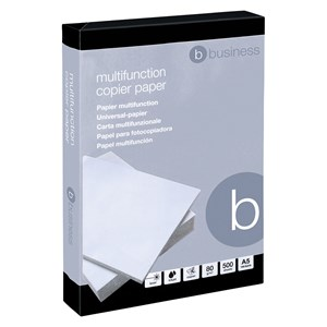 Business Multifunction Copier Paper 80gsm 500 sheets per Ream A4 White (Pallet of 240 Reams)