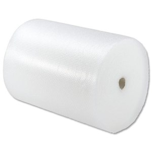Jiffy Bubble Film Roll Bubbles Of Diam.30x12mm Roll 750mmx50m Ref BROE53956 Each