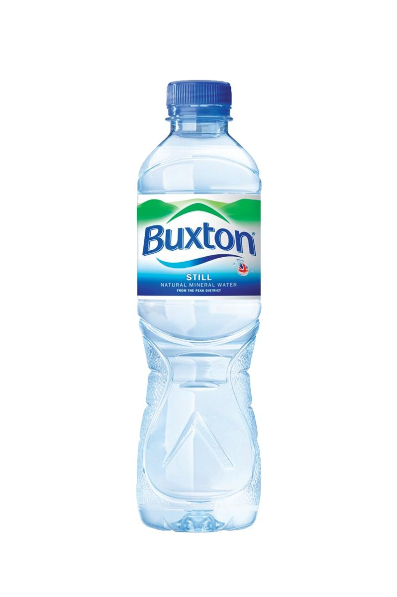 Buxton Still Mineral Water 500ml Pack of 24 Bottles ...