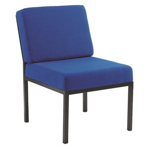 Rubic Reception Chair - Blue OF0307RB